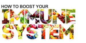 5 Ways To Boost Your Body's Immune System