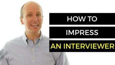How to Impress At a Job Interview