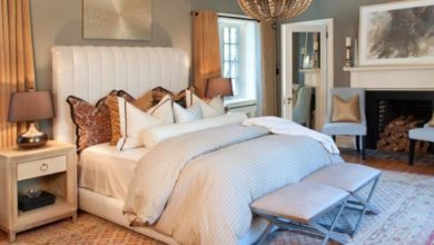 10 key elements to make your bedroom more comfy