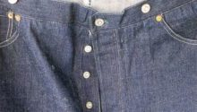 125 Years Old Levi Jeans Sells For $100,000