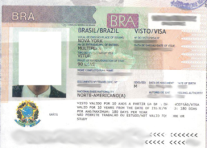 How To Apply For Brazil Student Visa From Nigeria