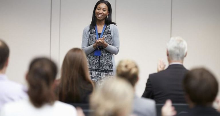 How to calm your nerves before public speaking at work | huffpost life.
