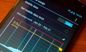 How To Reduce Your Data Usage On Android Devices