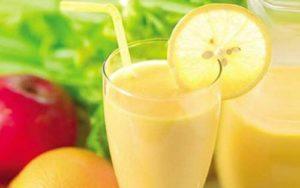lemon Smoothie recipe