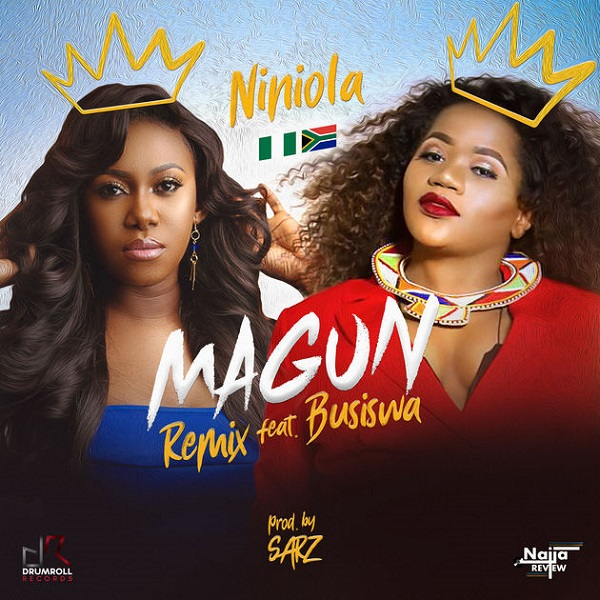 Niniola-Magun-Remix-Artwork