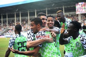 Super Eagles In London For England Friendly