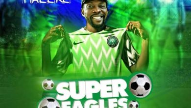 Maleke- Super Eagles