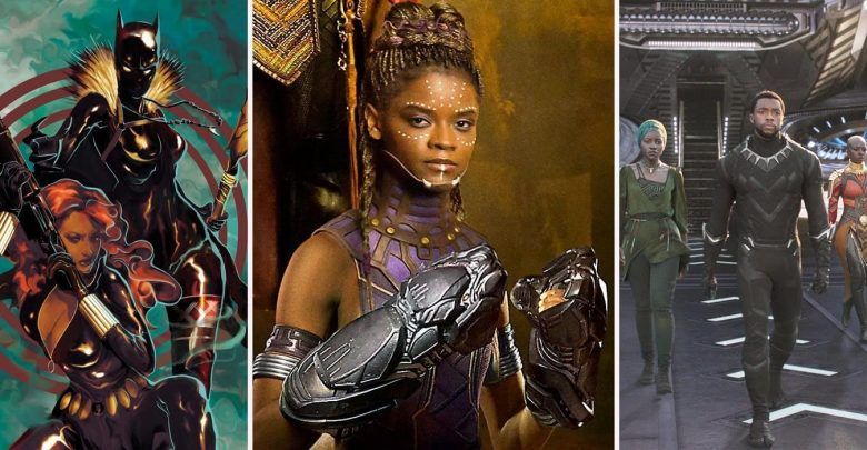 Nigeria's Nnedi Okorafor Commissioned To Write Standalone Book On Black Panther ` Shuri '