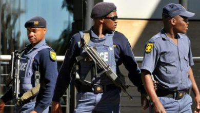 Six Policemen On Trial For The Killing Of A Nigerian In South Africa