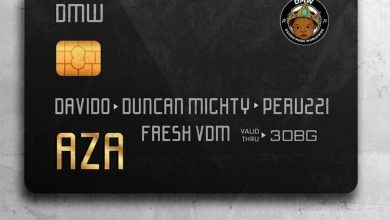 DMW – AZA ft. Davido, Duncan Mighty & Peruzzi