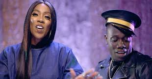 Tiwa Savage - Lova Lova Ft Duncan Mighty video
