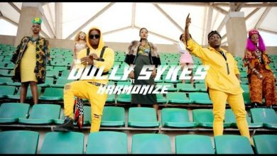 Dully Sykes – Kadamshi ft. Harmonize