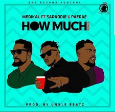 Medikal – How Much (Remix) Ft. Sarkodie, Omar Sterling
