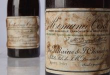 Bottle of French Burgundy Wine Sold For Record $558,000