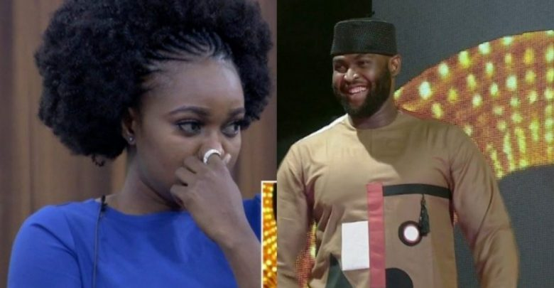 BBNaija Thelma and Nelson