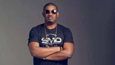 Mavins Records CEO Don Jazzy